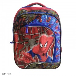 Trust 2554 Red Backpack Bag