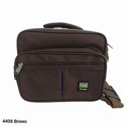 Trust 4408M Side Bag Brown