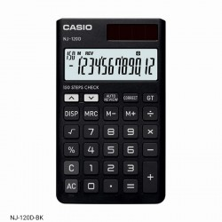 Casio NJ-120D-BK Check and...