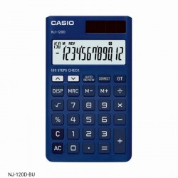 Casio NJ-120D-BU Check and...