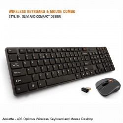 Wireless Keyboard and Mouse...