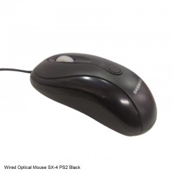 Wired PS2 Optical Mouse...