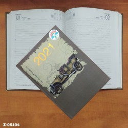 2021 Diary Todays T75 1Day...