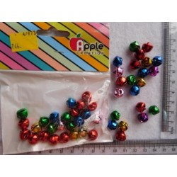 Jingle small Decoration Bells #10 25pc Pack 873