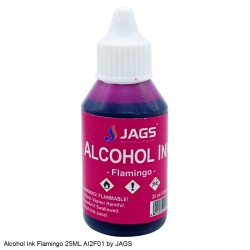 Alcohol Ink Flamingo 25ML AI2F01 by JAGS