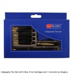 Calligraphy Pen Set with 6...