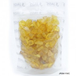 Resin Art Stone 250gm Crystal Yellow JRSM-YWC by JAGS