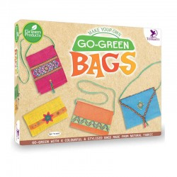 Make your own Go Green Bags Toykraft