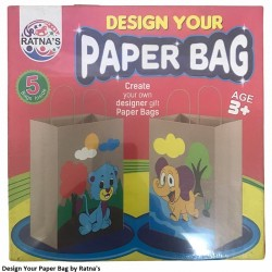 Design your Paper Bag Ratna's Age 3 and above