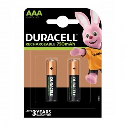 Duracell Recharge Plus AAA...