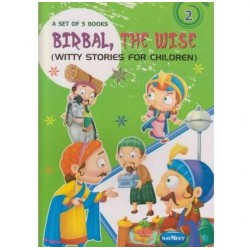 Navneet Birbal, the Wise Part-2 Witty stories for children