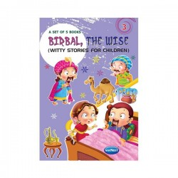 Navneet Birbal, the Wise Part-3 Witty stories for children
