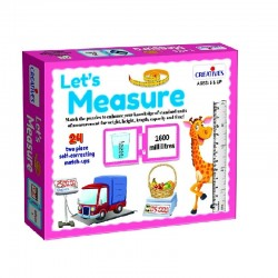 Let's Measure - Creatives - Age group 5 and above
