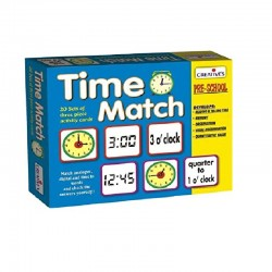 Time Match - Creatives - Age group 5 and above