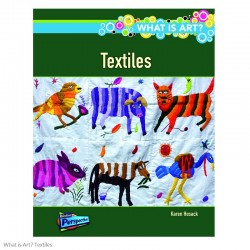 What is ART? Textiles by...