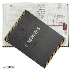 2022D D1839 T7 - 365Days Engineer's Diary