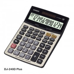 Casio DJ-240D Plus Check &...