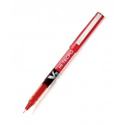 Pilot Hi-Techpoint V5 Pen Red
