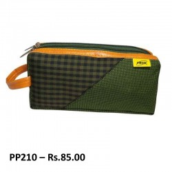 Trio Pouch PP210 Checks -...