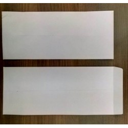 Envelope White 11x5 100gsm...