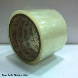 Tape Cello 72mm x 40m