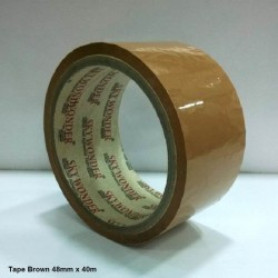Tape Brown 48mm x 40m