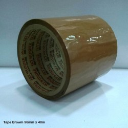 Tape Brown 96mm x 40m