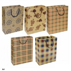 Paper Bag Printed Size A4...