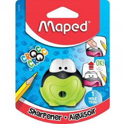 Sharpner Maped Croc Croc Frog