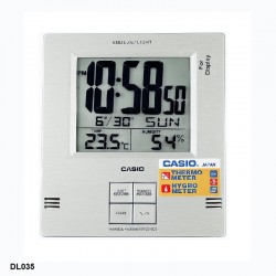 Casio DL035 Digital Clock -...