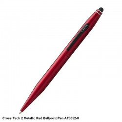 Cross Tech 2 Metallic Red...