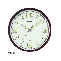 Casio WCL69 Analog Wall...