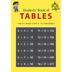 Students' book of Tables