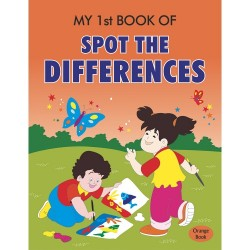 My 1st Book of Spot the...