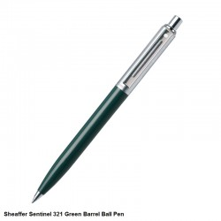 Sheaffer Sentinel 321 Green...