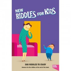 New Riddles for Kids Pink Book