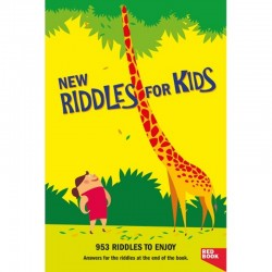 New Riddles for Kids Red Book