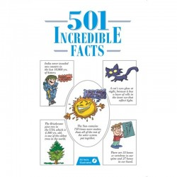501 Incredible Facts