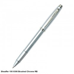 Sheaffer 100 9306 Brushed...
