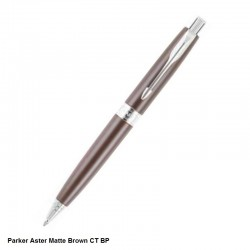 Parker Aster Matte Brown CT...