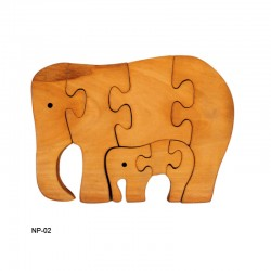 Wooden Jigsaw Puzzle...