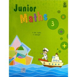 Junior Maths 3 by Bharati...