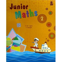 Junior Maths 2 by Bharati...