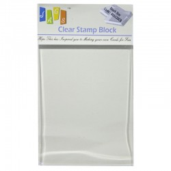 Clear Block 80mm*120mm...