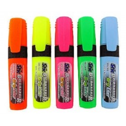 Stic Highlighter BM-52 5Col...