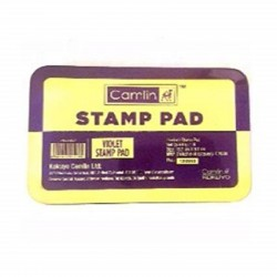 Camlin Violet Stamp Pad...