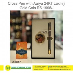 Cross AT0662-2 with Aarya...