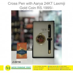 Cross AT0662-11 with Aarya...