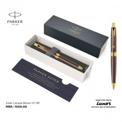 Parker Aster Lacque Brown...