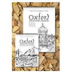 Anupam Oxford Sketch Book -...